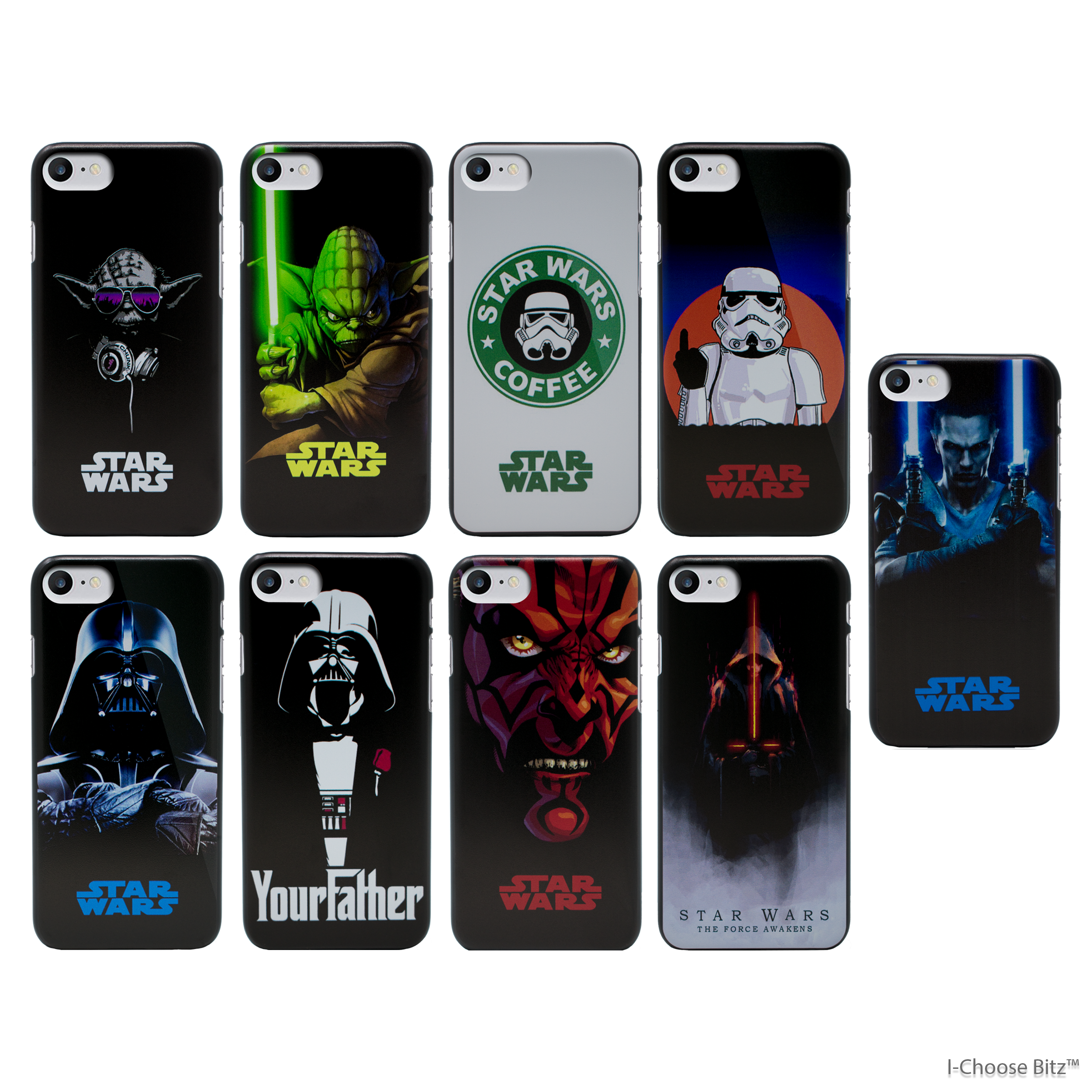 coque star wars iphone 8