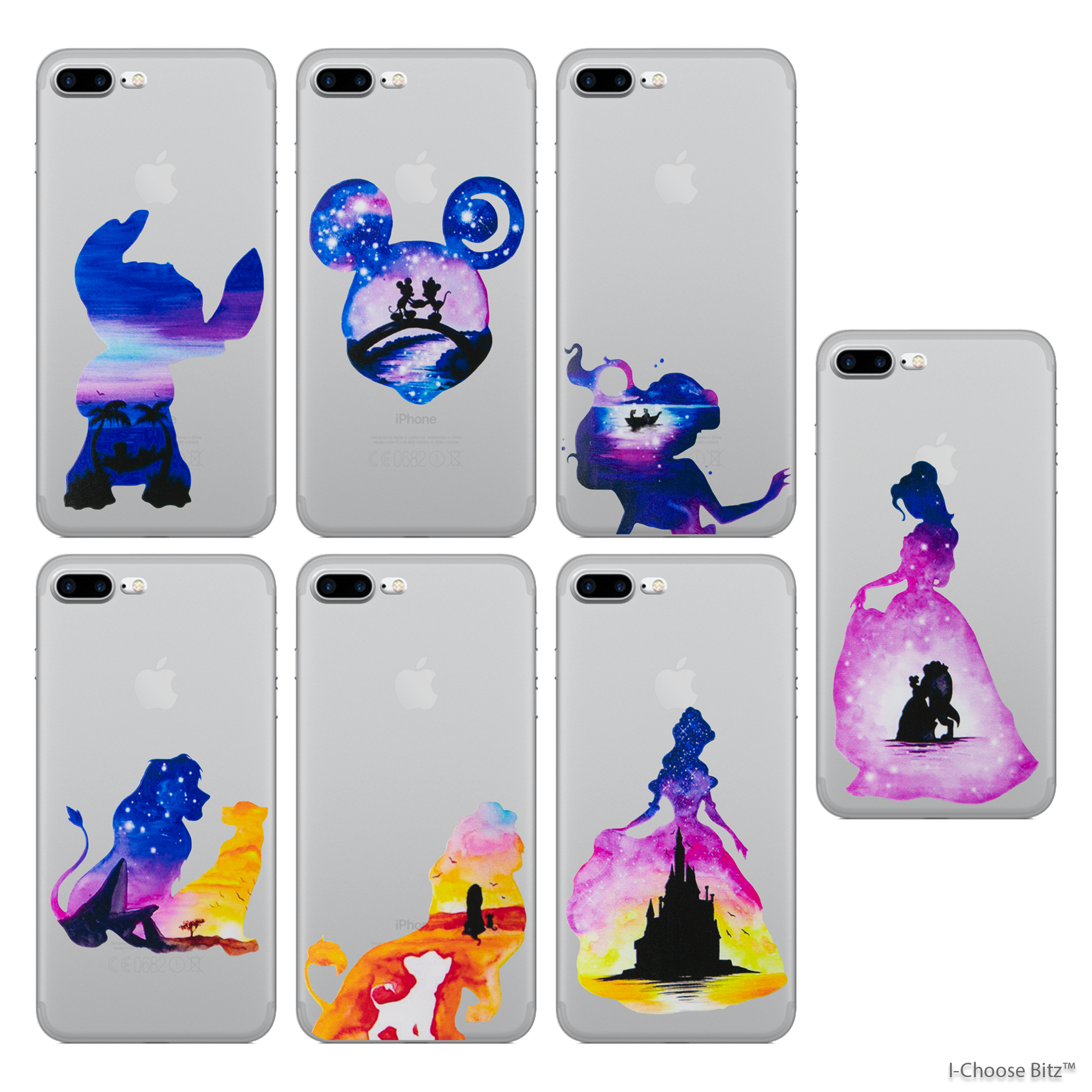 coques disney iphone 7