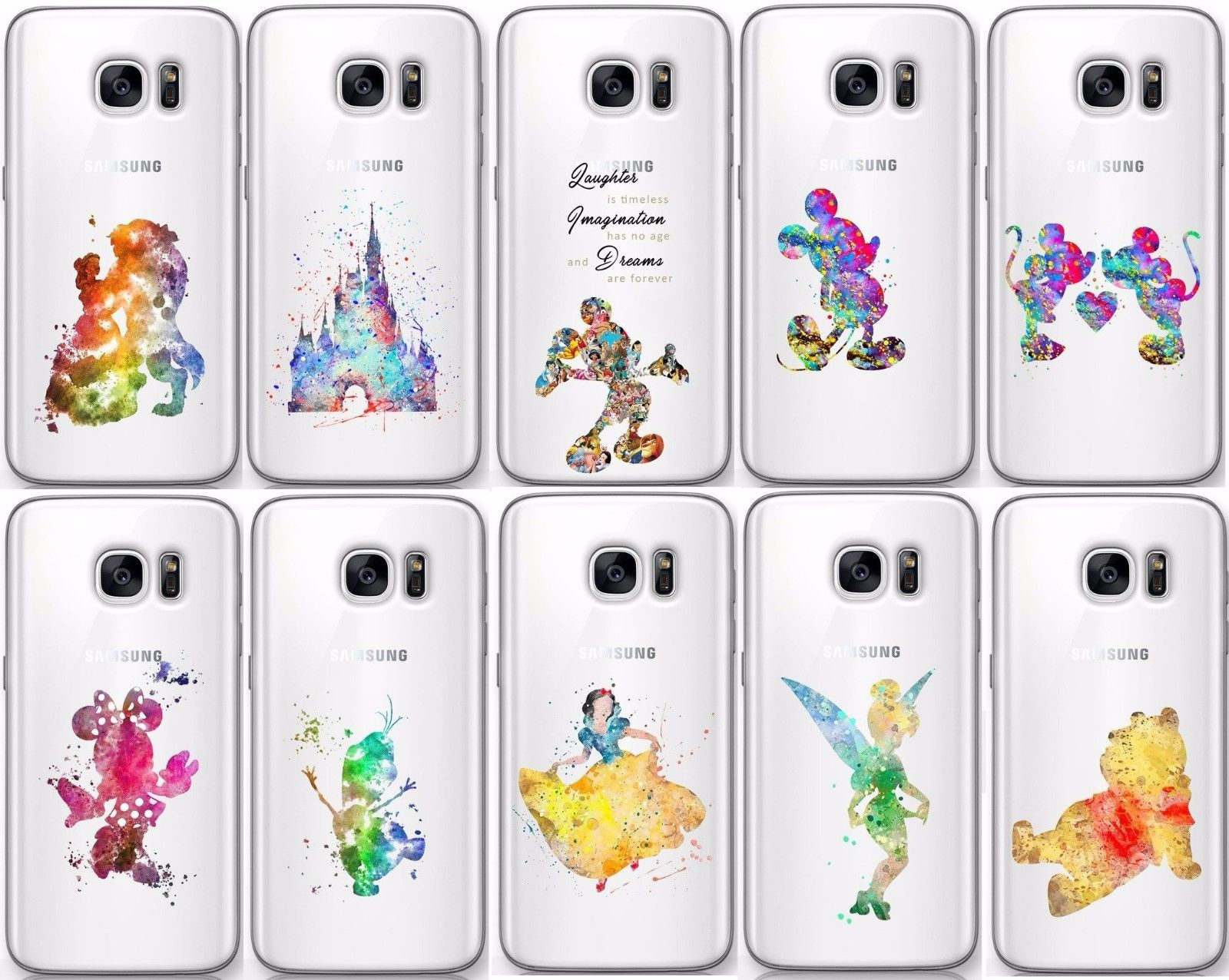 custodia samsung s8 disney